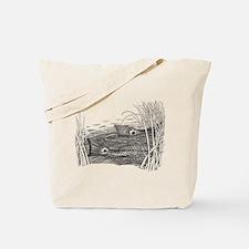 Tailing Drum Tote Bag