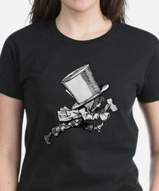 Mad Hatter Striding Right Tee