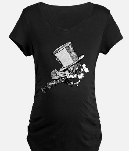 Mad Hatter Striding Right T-Shirt