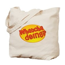 Funny Candace Tote Bag