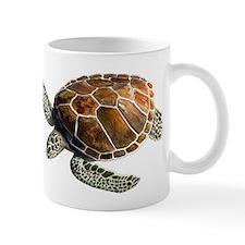Green Turtle Small Small Mug