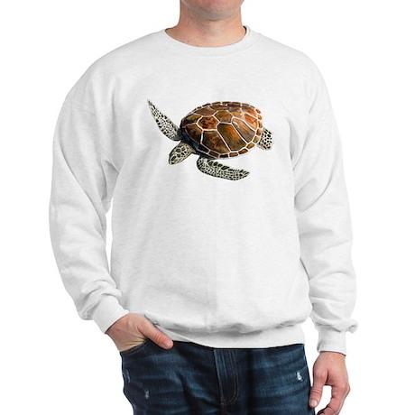 Green Turtle Sweatshirt