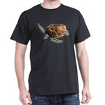 Green Turtle Dark T-Shirt