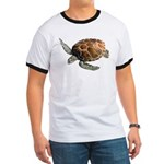 Green Turtle Ringer T
