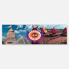 Jagannath Bumper Bumper Bumper Sticker