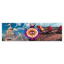 Jagannath Bumper Bumper Sticker