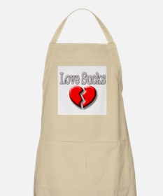 Love Sucks 2 BBQ Apron