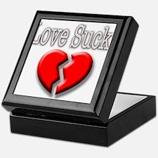 Love Sucks 2 Keepsake Box