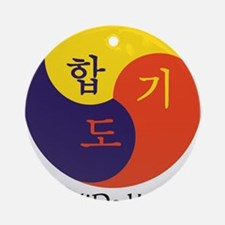 HapKiDo Warriors Ornament (Round)