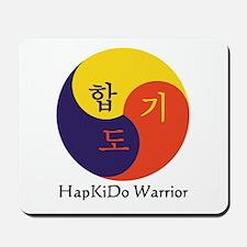HapKiDo Warriors Mousepad