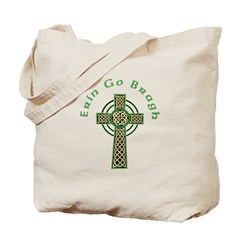 Erin Go Bragh Tote Bag