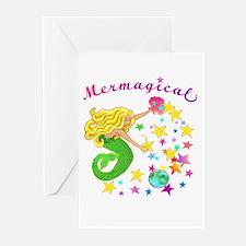 Mermagical Greeting Cards (Pk of 10)