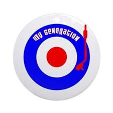 My Generation Ornament (Round)