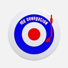 My Generation Ornament (Round)