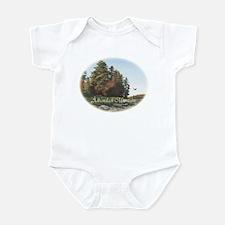 Evening Flight Infant Bodysuit