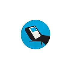 Triple Dot Soul Mini Button (100 pack)
