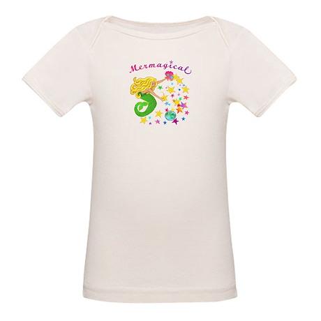 Mermagical Organic Baby T-Shirt
