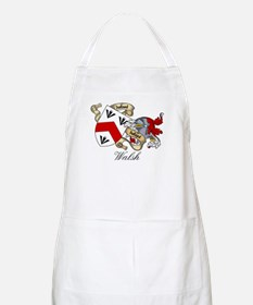 Walsh Coat of Arms BBQ Apron