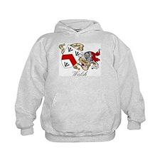 Walsh Coat of Arms Hoodie