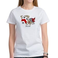 Walsh Coat of Arms Tee