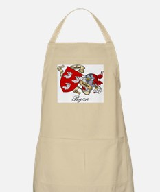 Ryan Coat of Arms BBQ Apron