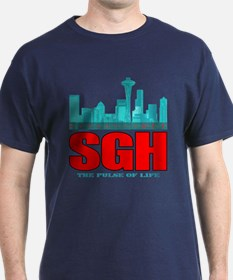 SGH The Pulse of Life T-Shirt