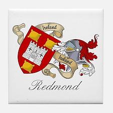 Redmond Coat of Arms Tile Coaster