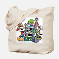 April Fools Day Tote Bag