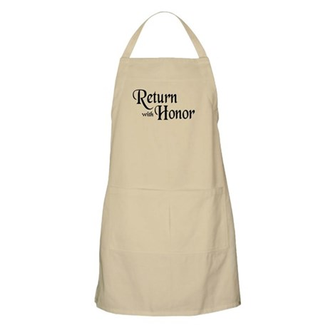 Return With Honor Apron