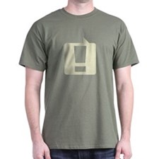 Exclamation (Creme) T-Shirt