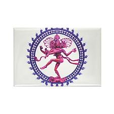 Shiva Rectangle Magnet (100 pack)