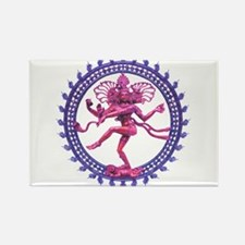 Shiva Rectangle Magnet (100 pack)