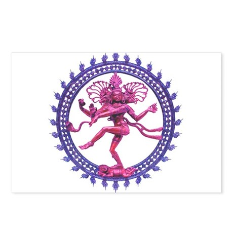 Shiva Postcards (Package of 8)