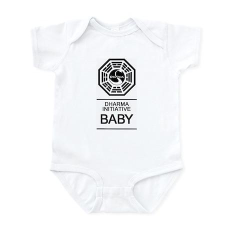 Dharma Initiative Baby Infant Bodysuit