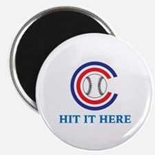 Cute Chicago sports Magnet