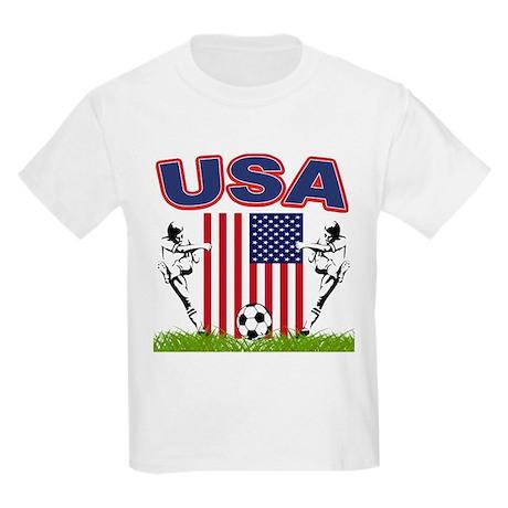 USA Soccer Kids Light T-Shirt