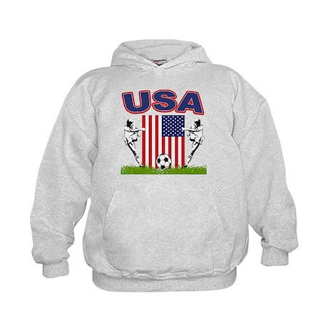 USA Soccer Kids Hoodie