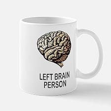 LEFT BRAIN Mug