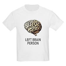 LEFT BRAIN T-Shirt