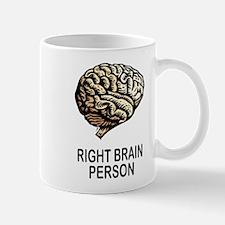 RIGHT BRAIN Mug