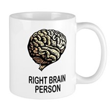 RIGHT BRAIN Mug