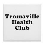 The Toxic Avenger Tile Coaster