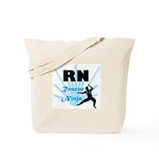 Cute Registered ninja Tote Bag