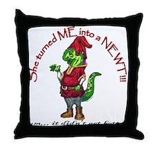 Unique Monty python Throw Pillow