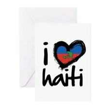 Unique Haiti Greeting Cards (Pk of 20)