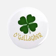 "Irish O'Gallagher 3.5"" Button"
