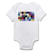 jPod Checkers Onesie