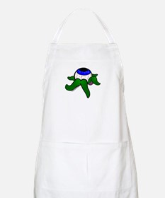 Eye with tentacles BBQ Apron