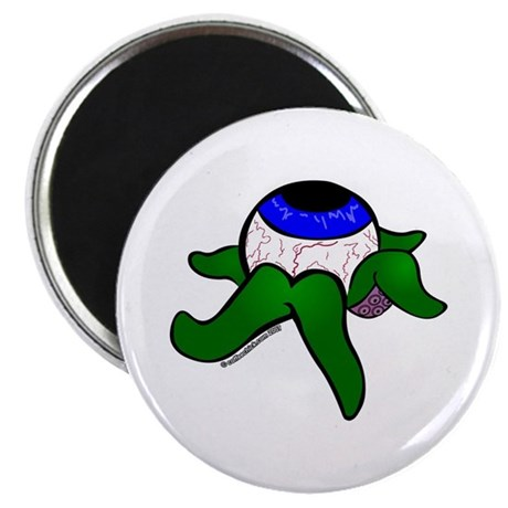 "Eye with tentacles 2.25"" Magnet (10 pack)"