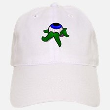 Eye with tentacles Baseball Baseball Cap